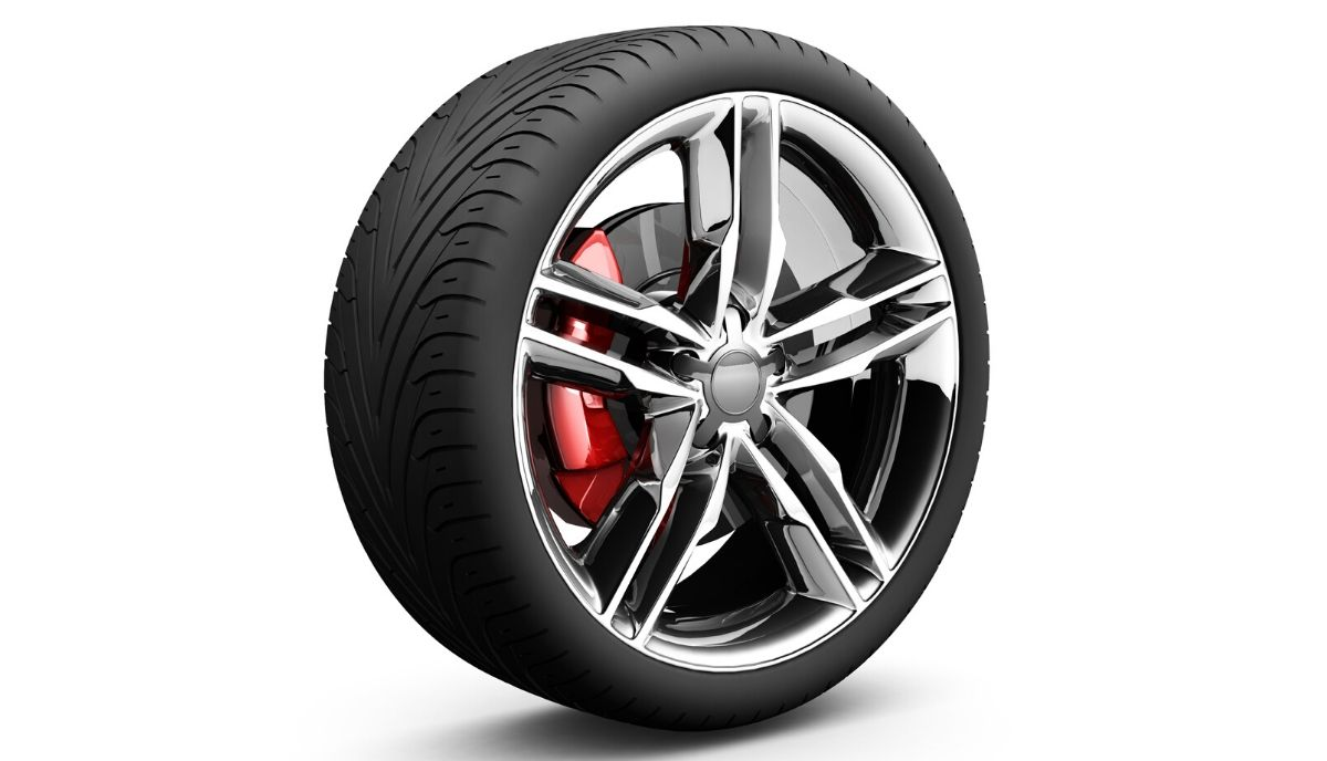 Wheel Size Efficiency electric cars