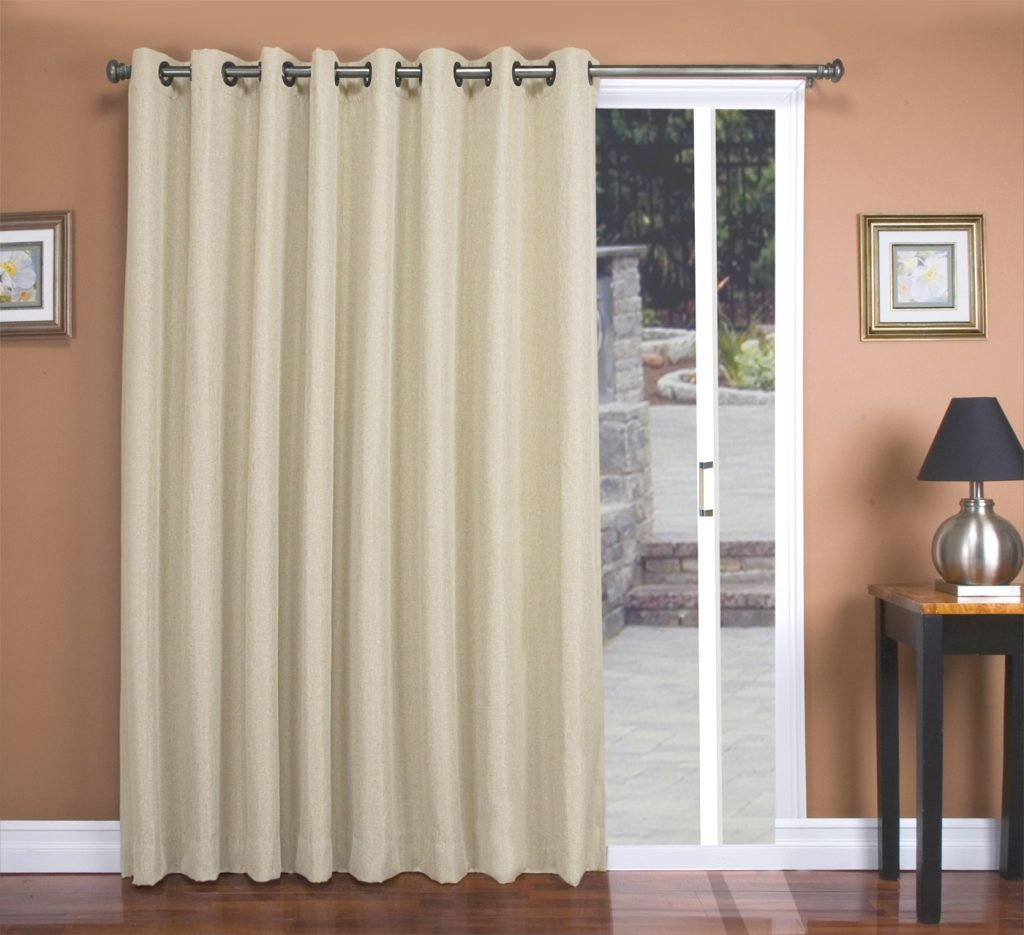 How to Make Your Door Curtains Functional?