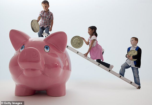 With inheritance tax you can give as much as you want to your children and you, personally, will not face a tax bill