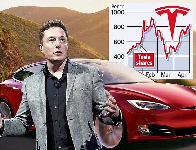 Tesla boss Elon Musk claims US lockdown measures are 'not democratic' and called on authorities to 'give people back their goddamn freedom'