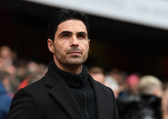 Mikel Arteta will be forced to shop for transfer bargains this summer