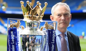 Richard Scudamore came to personify the Premier League's resounding worldwide growth in popularity and unfeasible broadcast fortunes
