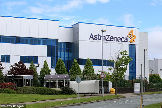 AstraZeneca has signed a deal to mass-produce Oxford University's promising COVID-19 jab and has agreements to supply 400million doses to the US and 100million to the UK already