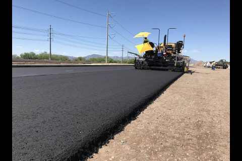 Paving work on Kraft Street, 101st Airborne Division Parkway will be done at night