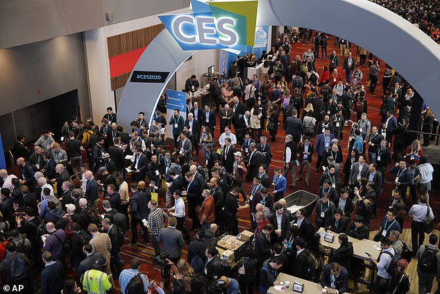 Organizers of the Consumer Electronics Show announced the popular tech conference will be 'both physically in Las Vegas and digitally' January 2021