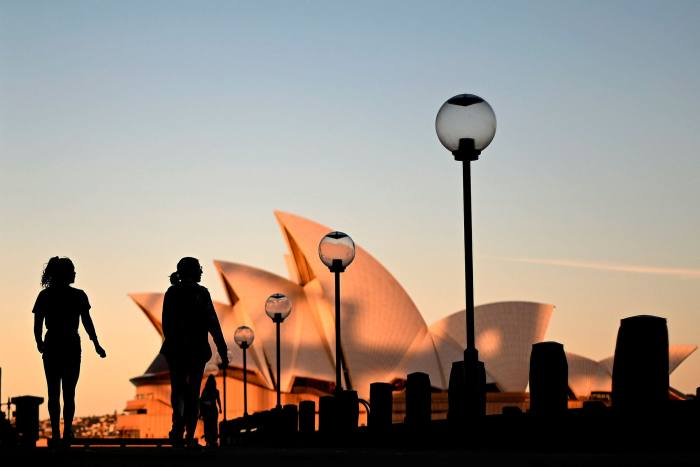 In March the Australian government announced it would allow people to spend part of their retirement pots