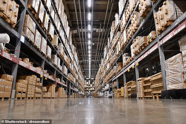 E-commerce has been a beneficiary of lockdown and warehouse space is an 'essential cog in the online wheel'