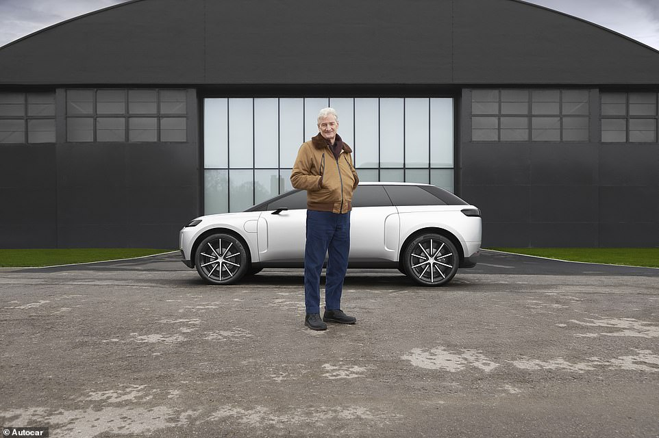 In an exclusive interview with Autocar magazine, Sir James Dyson - Britain's richest man with a reported wealth of £16.2bn - declared that the cancelled electric car project is not the end to the company's 'interest in mobility'
