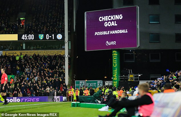 The Premier League is 'happy with VAR' despite a first season in England full of controversy, which was halted by the coronavirus pandemic