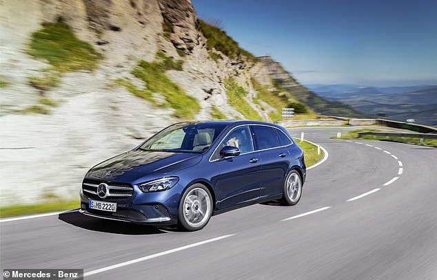 The B-Class is among the most practical Mercedes models, and dealers have plenty of wiggle room on these cars