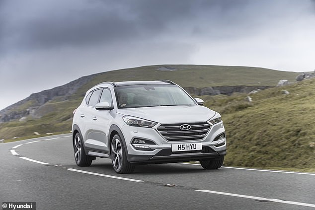 A range-topping mild-hybrid Tucson can be bought with a minimum of £5,000 are more off the retail price, says the What Car? Target Price index