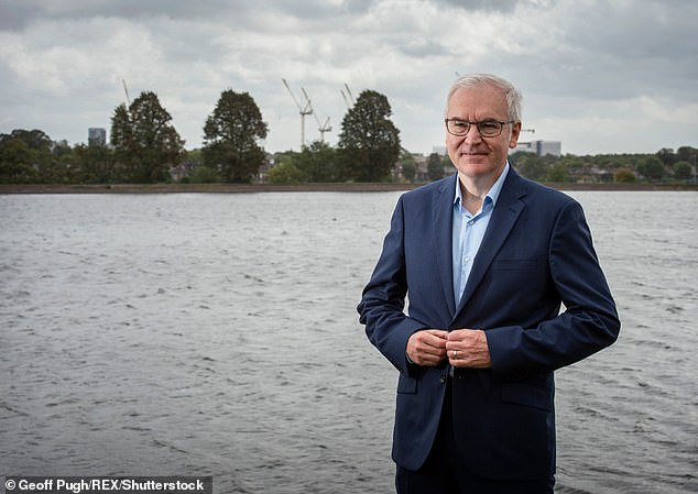 Former Thames Water chief executiveSteve Robertson was fired after a series of failings