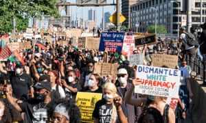 The Black Lives Matter movement may have become the largest in US history.