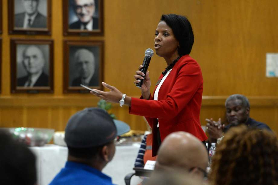 BISD Superintendent Shannon Allen (pictured here) said in a letter to parents Friday that plans to reopen in the fall will be discussed at a public meeting on July 16. Photo taken Monday, November 18, 2019 Kim Brent/The Enterprise. Photo: Kim Brent / Kim Brent/The Enterprise / BEN