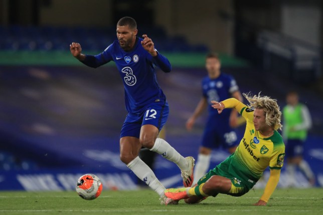 Loftus-Cheek is out with another injury problem
