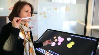 Person using Givaudan Fragrances launched Carto