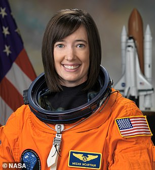 NASA astronaut Megan McArthur will pilot the second Crew Dragon mission to ISS