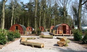 Oaker activity centre, Herefordshire