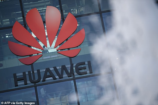 Huawei said the decision to ban it from the network was 'disappointing' and risked consigning the UK to the 'digital slow lane' as the firm also claimed its role in Britain had become 'politicised'