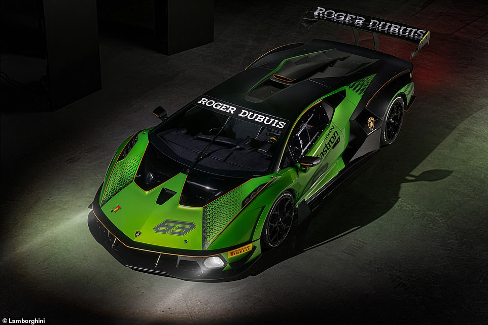 This car comes with a strict 'not to take home policy', with Lamborghini instead provided a dedicated storage facility in its hometown of Sant¿Agata Bolognese for each one. That means you can't even pretend to drive it in your own garage