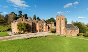 Nettlecombe Court, Exmoor, used by educational charity FSC
