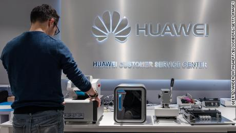 How much trouble is Huawei in?