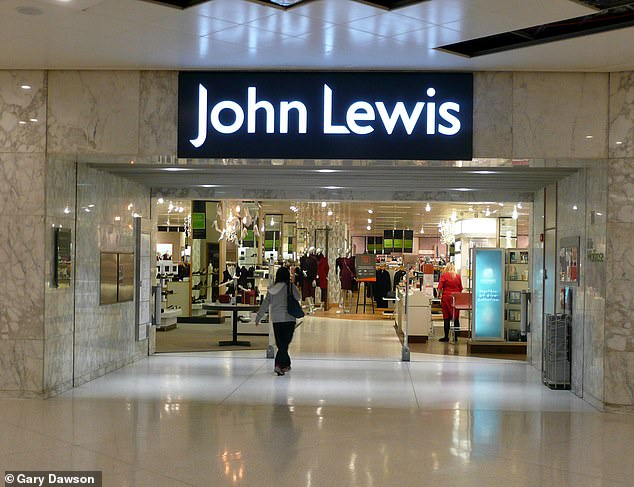 Gone: The John Lewis store in Watford will not be reopening, the department store said