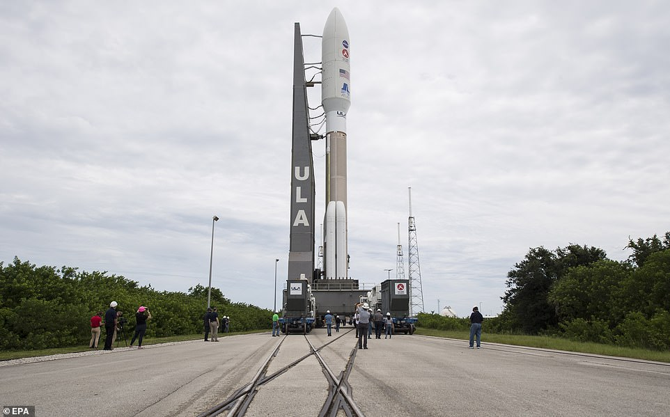 Perseverance and Ingenuity will launch aboarda United Launch Alliance Atlas V rocketat Space Launch Complex 41, at Cape Canaveral Air Force Station in Florida