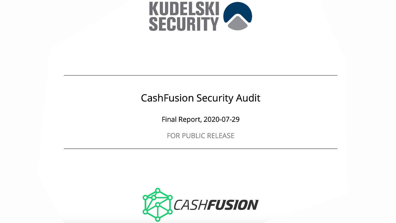 Privacy-Enhancing Protocol Cashfusion Completes Security Analysis