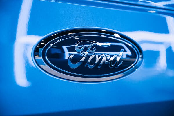 The coronavirus pandemic forced Ford and other automakers to close factories for nearly two months starting in March.