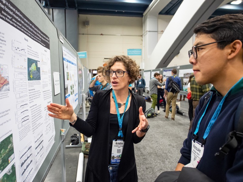 Poster session at the Fall International Earth and space science meeting 2019, 9-13 December 2019.