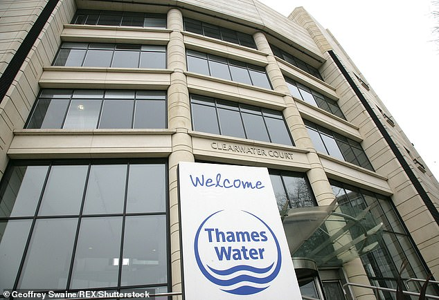 In 2017, Thames Water was also fined a record £20m for huge sewage leaks into the Thames