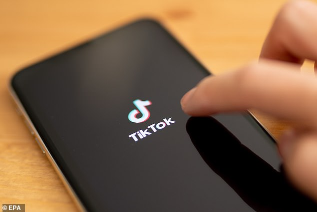 TikTok allows its users to publish short-form mobile videos and showcase their creativity to the app's 800 million members.The news comes just four days after Secretary of State Mike Pompeo said the US was 'looking into' banning TikTok because it poses a threat to national security