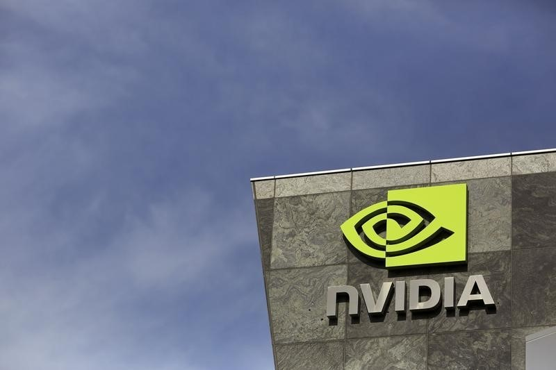 Nvidia Delivers Upbeat Outlook After Results Beat in Q4; Shares Climb