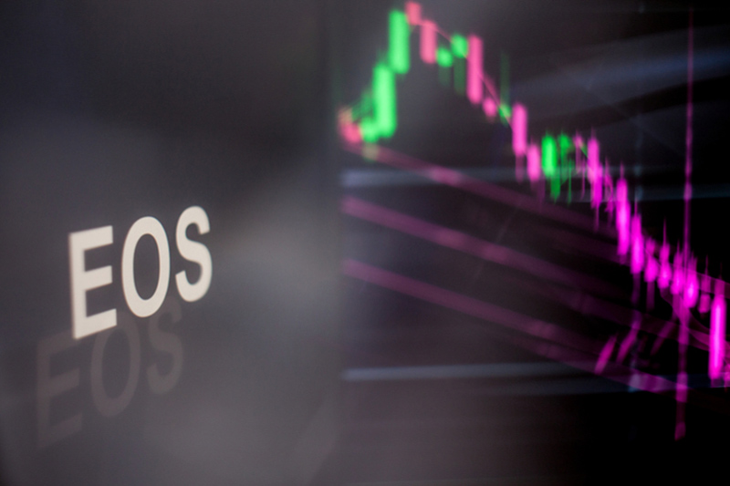 EOS Climbs 10.35% In Bullish Trade