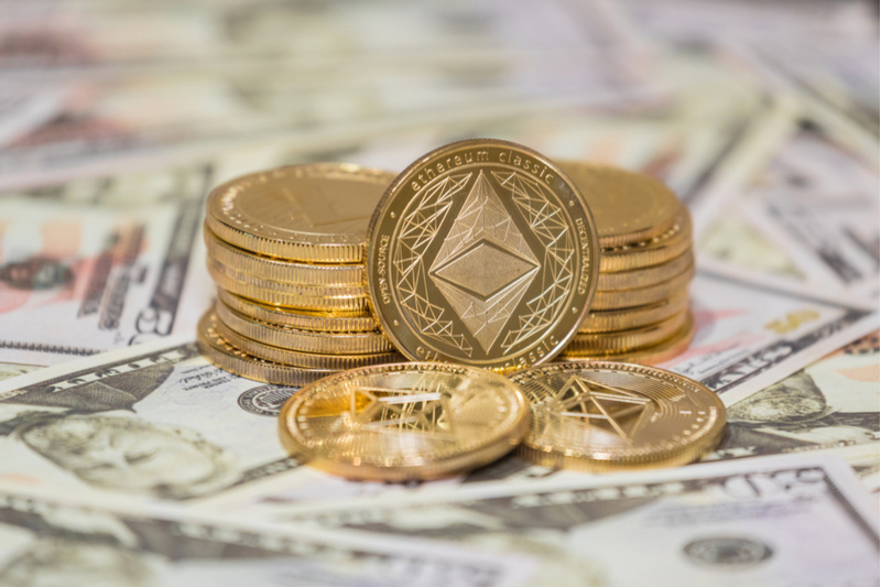 Ethereum Falls 10.75% In Rout