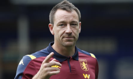 Will John Terry, currently working under Dean Smith at Aston Villa, take the manager's job at Bournemouth?