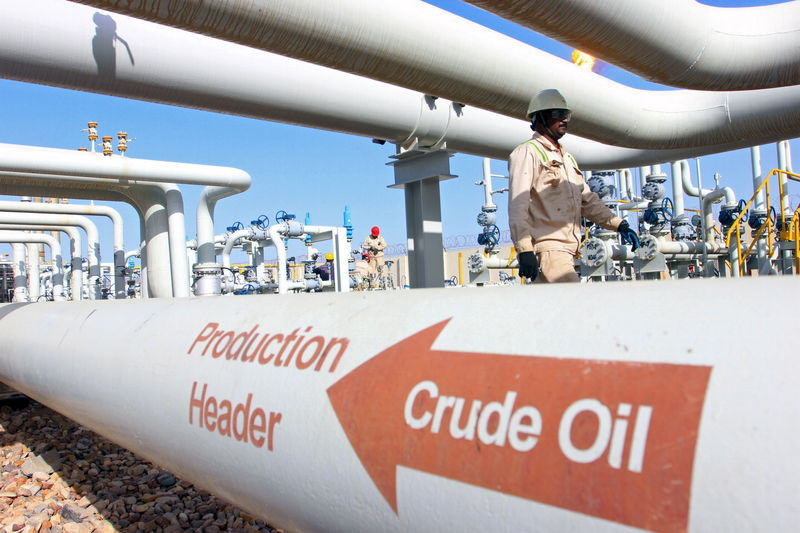 Crude Oil Lower as OPEC Meeting Looms Large