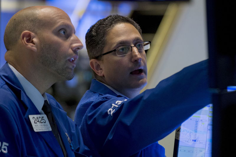 S&P 500 Gives Up Some Gains, But Remains Near Record as Earnings, Fed Eyed