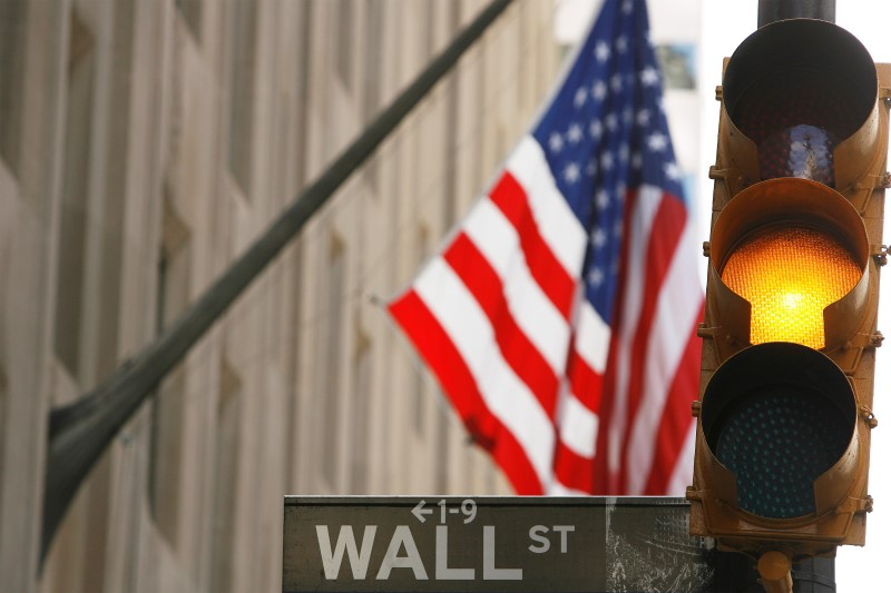 U.S. shares mixed at close of trade; Dow Jones Industrial Average up 0.33%