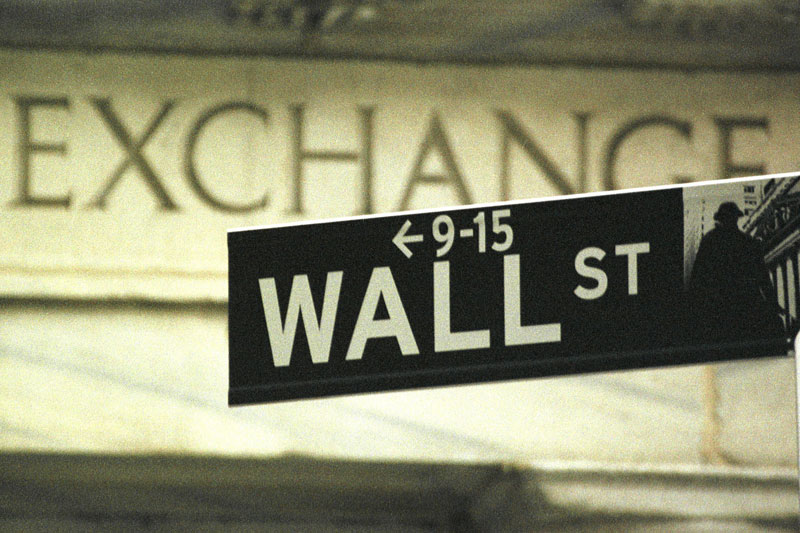 U.S. shares lower at close of trade; Dow Jones Industrial Average down 0.47%