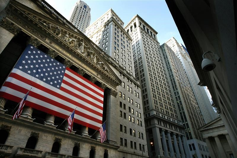 © Reuters.  U.S. shares lower at close of trade; Dow Jones Industrial Average down 0.06%