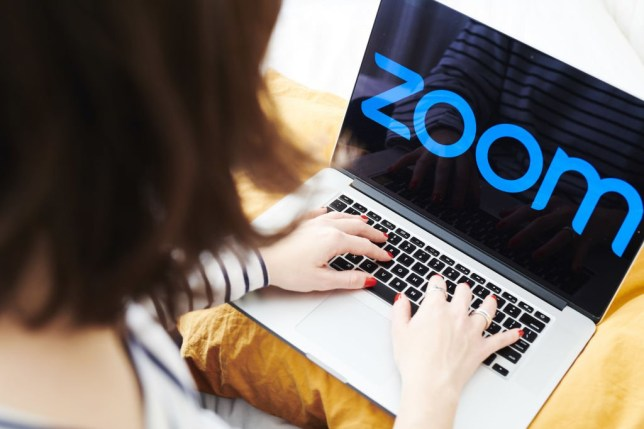 Zoom used to only secure meetings with numeric passcodes (Bloomberg via Getty Images)