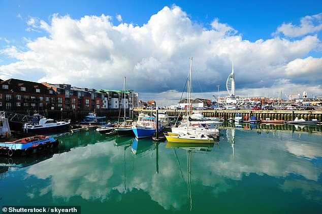 Mike is thinking about buying a second property in Portsmouth, where he went to university