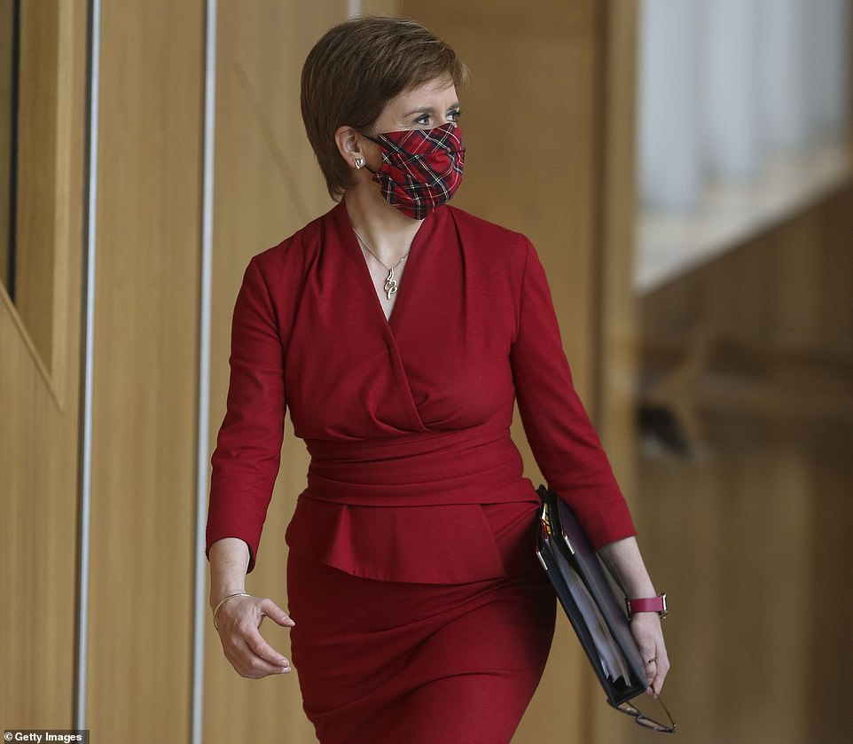 Nicola Sturgeon'sScotland is to impose 14-day quarantine on arrivals in the country from Luxembourg, her government announced today
