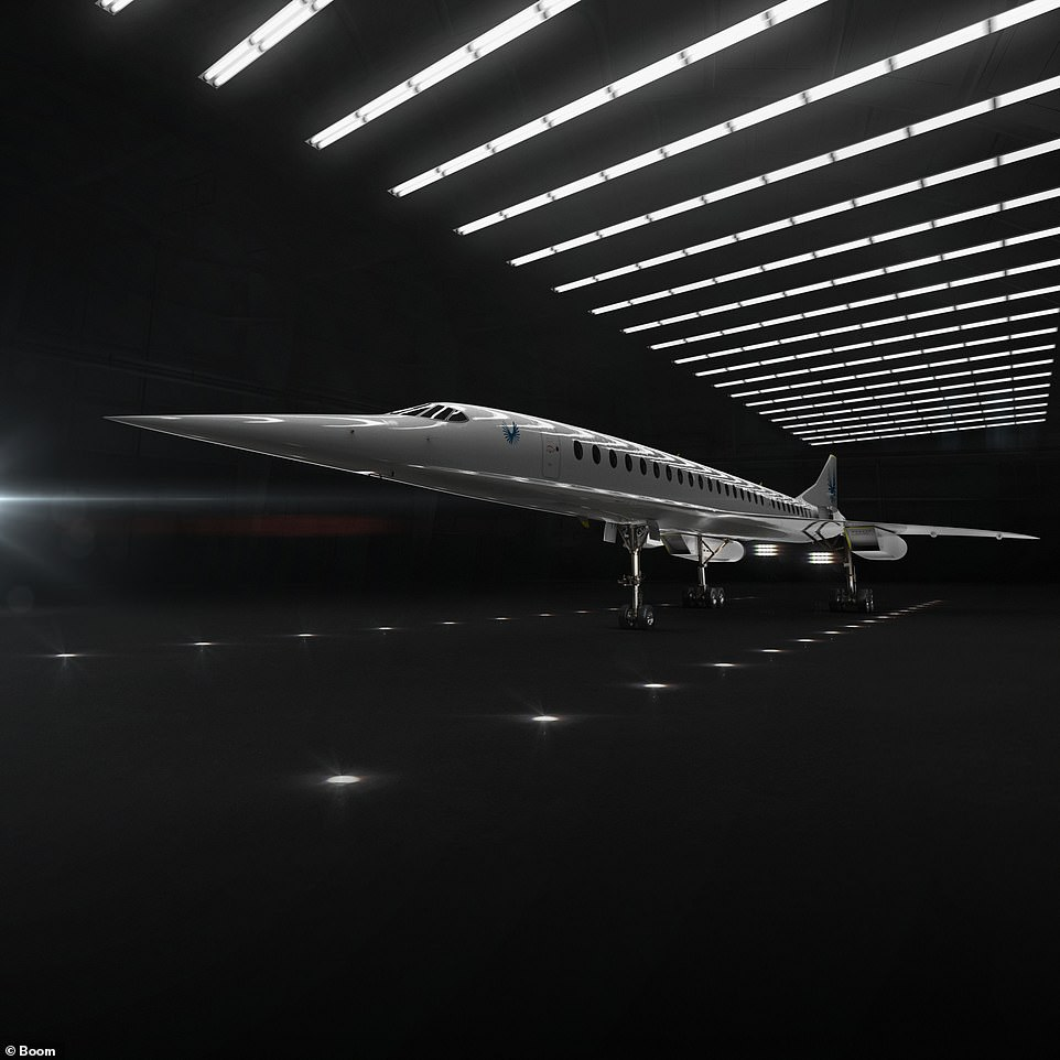 Overture could take passengers from London to New York in just 3.5 hours - around half the time it currently takes. The partnership between the two companies will focus on providing a propulsion system to the supersonic craft