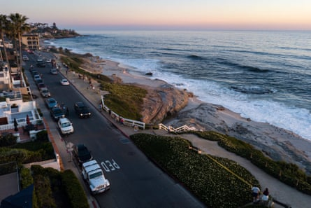 Windansea Beach in the La Jolla neighborhood of San Diego.