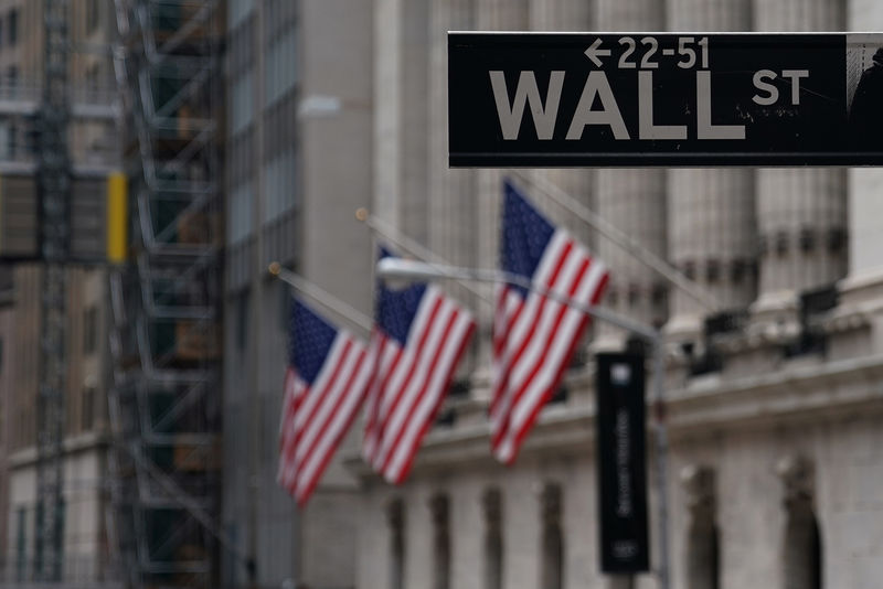© Reuters.  U.S. shares lower at close of trade; Dow Jones Industrial Average down 1.32%