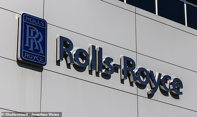 In need of support: Rolls-Royce is a victim of Covid-19 and the failure of Boris Johnson's government to keep the skies open in the pandemic