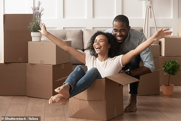 A race for space: Renters and buyers are demanding spacious homes in sought after commuter towns and villages and ditching big city life